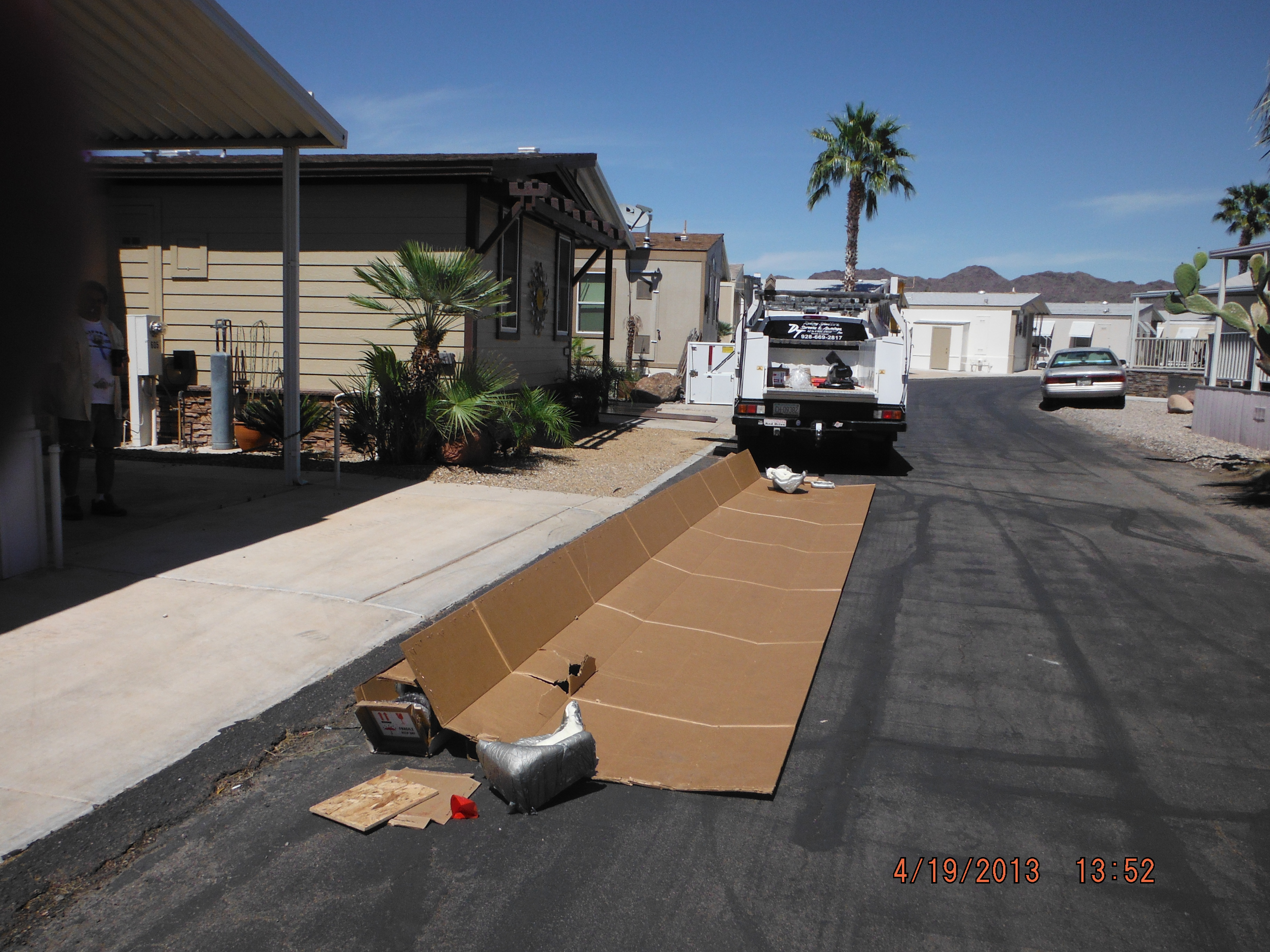 The Solution Xtreme Desert Awning Parker Arizona